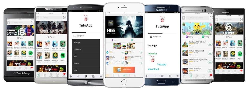 tutu app android